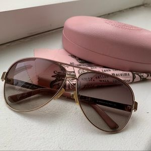 Juicy Couture Aviator Sunglasses